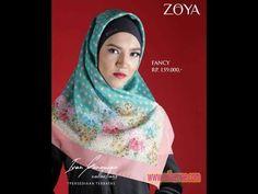 Fancy scarf ivan gunawan for zoya