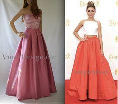 Bridesmaids Long Maxi Skirt with pockets Elegant Pink skirt Famous skirt formal pleated skirt by VanelDesign on Etsy https://www.etsy.com/listing/168121352/bridesmaids-long-maxi-skirt-with-pockets