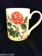 Portmeirion  Botanic Garden Coffee Mug Royal Highness Rose