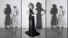 Paloma Faith Promo - Black and Blue