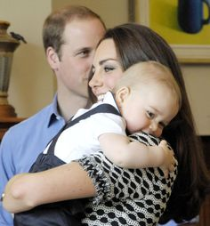 Prince William & Kate Middleton's Playdate Pal