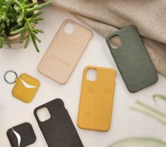 13 Eco-Friendly Brands Making The World a Better Place - Pela phone case Verbena, Sustainable Design, Sustainable Living, Eco Friendly Products, Eco Products, Sustainable Products, Phone Case, Living Products, Gifts
