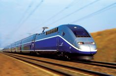 France's TGV train the best way to travel