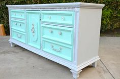 I have this same dresser just sitting...dreaming of spring so I can re do it for my munchkins room!