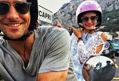 The Olivia Palermo Lookbook : Olivia Palermo In Capri