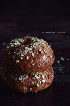 Bagels cannelle-raisins