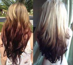 Hair color 😊