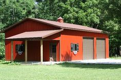 1000 ideas about pole barn kits on pinterest pole barns for Complete barn home kits