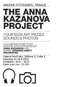Fourteen art pieces - Sounds & photos. Composition: Strange Party Orchestra -   Photography: Anna Kazanova