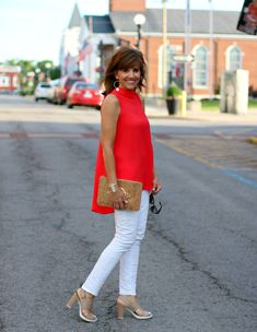 22 Days of Summer Fashion-A Classic Top - Grace & Beauty