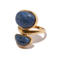 Valley Ring In Gold