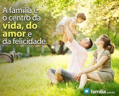 Familia.com.br | Não há nada melhor do que um lar onde podemos encontrar refúgio do mundo. Saiba como manter o lar feliz. :)