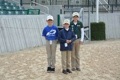 The cutest workers at KDA. — at The Kentucky Horse Park.