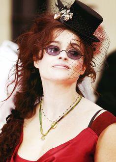 Helena Bonham Carter... simply beautiful.