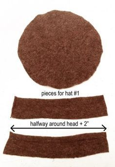 @: Upcycle How To: Sweater Hats http://thenewnew.blogspot.com/2009/01/upcycle-how-to-holey-sweater-hats.html