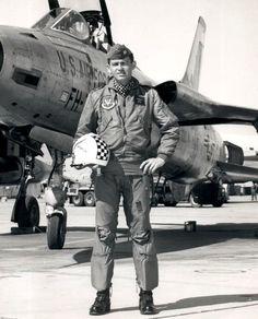 Thud Pilot CPT Eugene Devlin