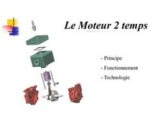 Le Moteur 2 temps - Principe - Fonctionnement - Technologie. Movie Posters, Crate Engines, Combustion Engine, Cars, Technology, Film Poster, Billboard, Film Posters