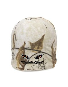 Fleece Camo Beanie Coyote Hunting, One Size Fits All, Mustang, Camo, Baseball Hats, Beanie, Knitting, Camouflage, Baseball Caps
