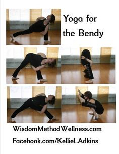 if you're really bendy, you'll love this!