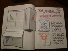Transformations Notebook Pages