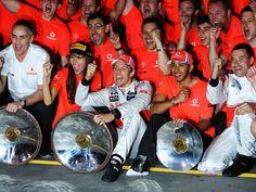 Formula 1 Australian GP Race /