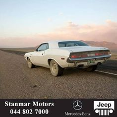 Check out this vintage 1970 Dodge Challenger R/T from the classic movie Vanishing Point. Chrysler Group Llc, Vanishing Point, Dodge Challenger, Cars And Motorcycles, Mercedes Benz, Michigan, Jeep, Automobile, Vehicles