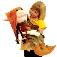 Elf Storyteller Puppet