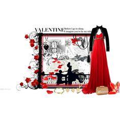"""My pretty Valentine"" by kazza-smith on Polyvore"