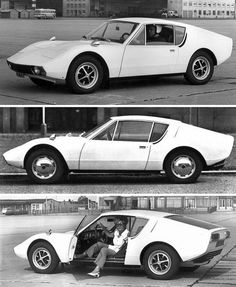 Škoda 1100 GT, 1971. AKA ÚVMV 1100 GT, a rear-engined sports car powered by a modified Škoda 110 A2 engine. A prototype was displayed at Geneva Motor Show but only 7 were built