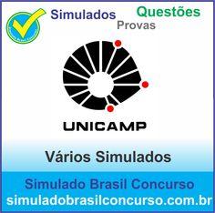 Concurso da Unicamp 2014.  Novos Simulados e Questões da Unicamp 2014.  http://simuladobrasilconcurso.com.br/simulados/concursos/?filtro_concurso=3399  #SimuladoBrasilConcurso, #ProvaUnicamp