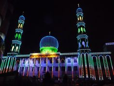 Great Mosque of Xining - Xining, China