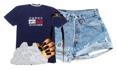 """""""Untitled #421"""" by reyan ❤ liked on Polyvore featuring NIKE"""