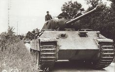 Panzerkampfwagen V Panther Ausf. A (Sd.Kfz. 171) | Flickr : partage de photos !