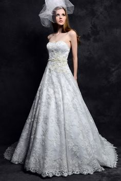 Size 22 Ivory/Crystal Blue - New, Never worn or Altered dresses at low prices!  www.BridalOutletofAmerica.com