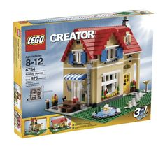 Amazon.com: LEGO Creator Family Home (6754): Toys & Games