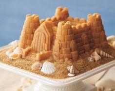 Nordic Ware Sandcastle Bundt® Pan Affiliate link