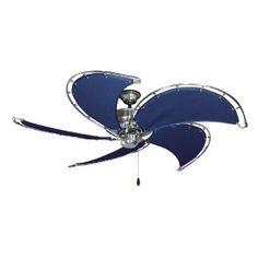 Gulf Coast Nautical Raindance Ceiling Fan