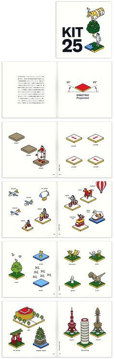 Illustrated Editorial Design:
