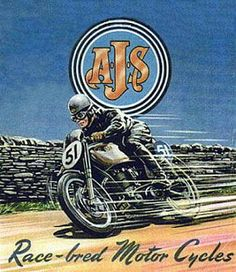AJS Advertisement