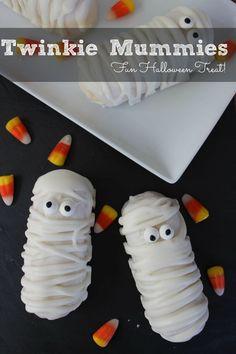 Twinkie Mummies