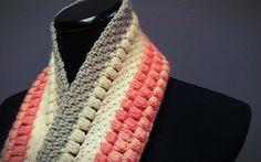 Leila Crochet Scarf