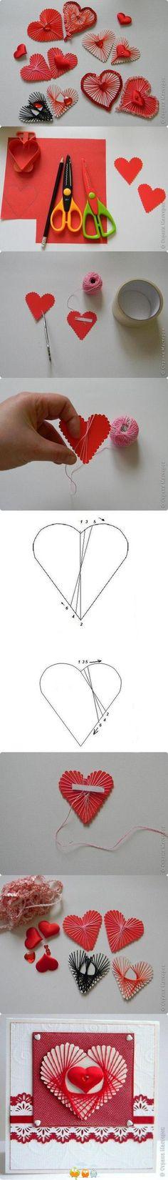 heart weaves