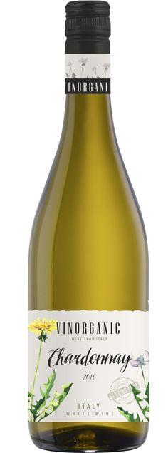 Vinorganic: Vinorganic Chardonnay dry