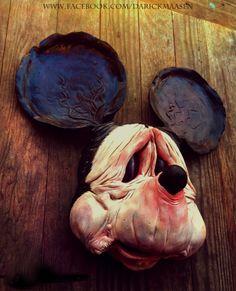 sad mickey by Darick Maasen