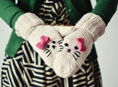 Crochet and knitting patterns and ideas