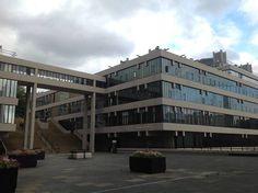 Leeds University (Chamberlain Powell and Bon 1970)