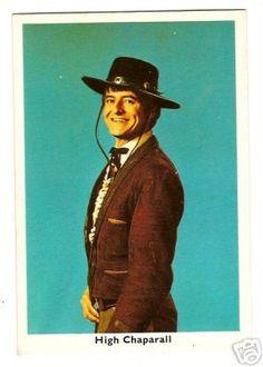 The dashing Manolito Montoya - Henry Darrow