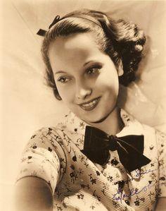 Merle Oberon 1930's