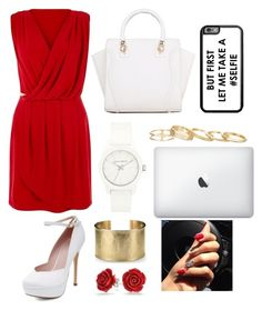 """""""Untitled #94"""" by vpiota ❤ liked on Polyvore featuring Anita & Green, Vince Camuto, Blue Nile, Bling Jewelry and Kendra Scott"""