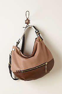 Anthropologie - Colorblocked Novie Bag